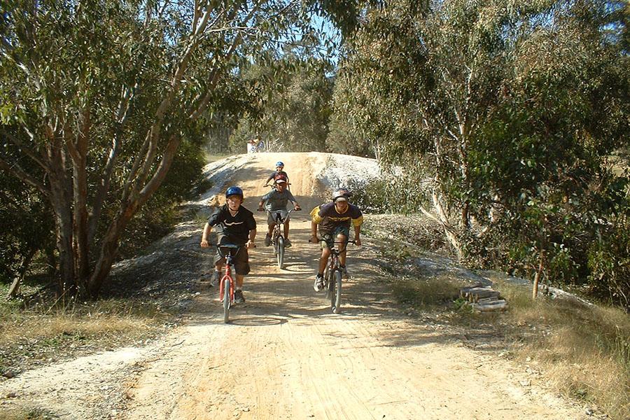 Dare Adventures Dwellingup Bike Course