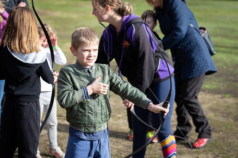 Dare Adventures Family Fun Days Archery (2)