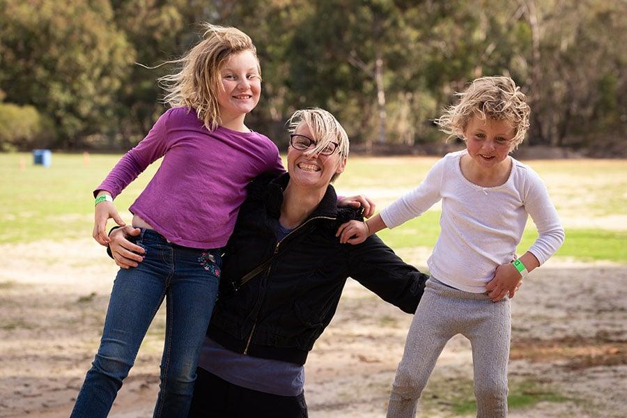 Dare Adventures Family Fun Days Family