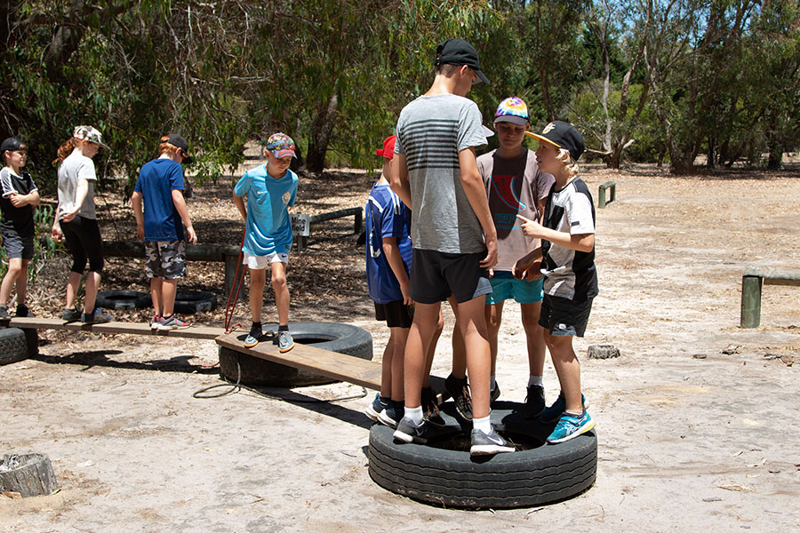 Dare Adventures Summer Holiday Activity Team Building