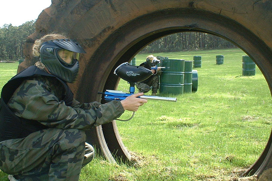 Dare Adventures Paint Ball
