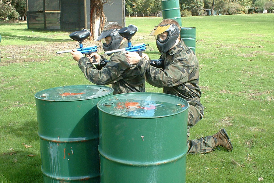 Dare Adventures Paintball